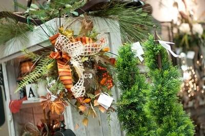Autumn shop event