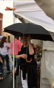 Debbie - Umbrella